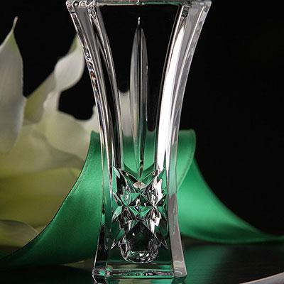 """Waterford Crystal, Giftology 6"""" Gesture Bud Crystal Vase"""
