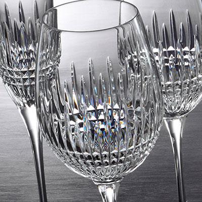 Waterford Lismore Diamond Essence Goblet, Single