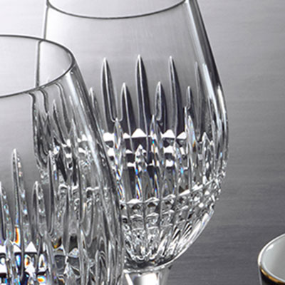 Waterford Crystal, Lismore Diamond Essence Crystal Wine, Single