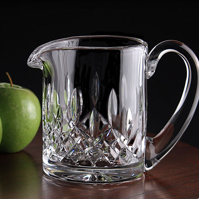 Waterford Crystal, Lismore Small Crystal Pitcher
