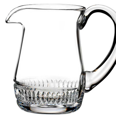 Waterford Crystal, Town and Country Crystal Pitcher