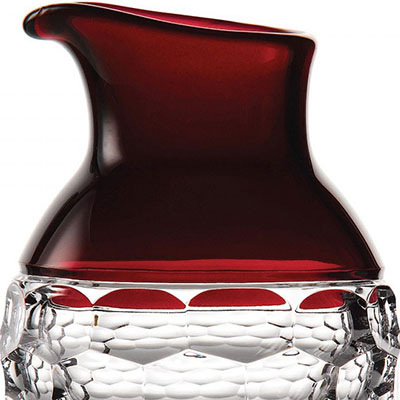 Waterford Crystal, Jo Sampson Half and Half Creamer, Mulberry