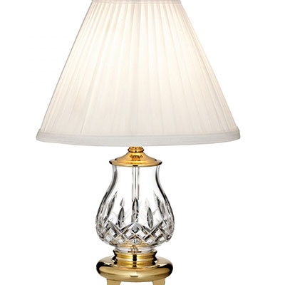 """Waterford Lismore 14 1/2"""" Accent Lamp"""