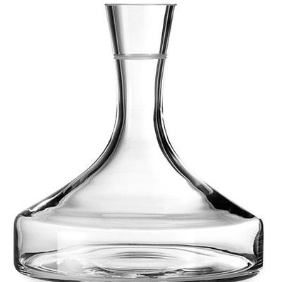 Vera Wang Wedgwood, Vera Bande Crystal Wine Decanter
