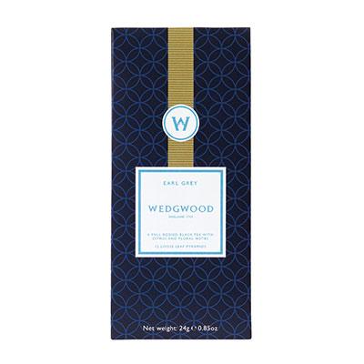 Wedgwood China Signature Tea Earl Grey Tea Box of 12