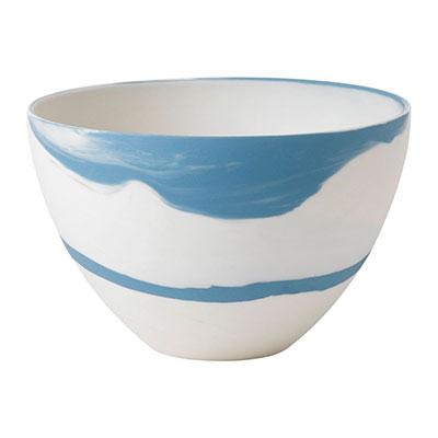 """Wedgwood China Blue Pebble Bowl 6.9"""""""
