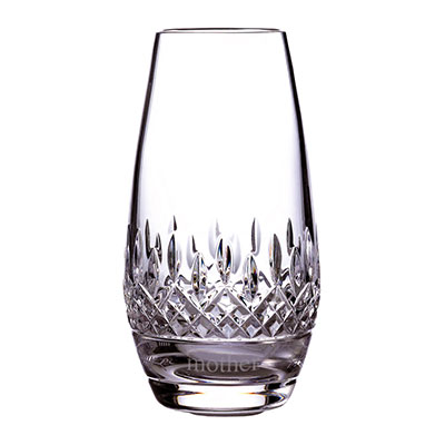 Waterford Crystal Lismore Ogham Bud Mother Vase