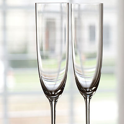 Riedel Sommeliers, Hand Made, Champagne Crystal Glass, Single