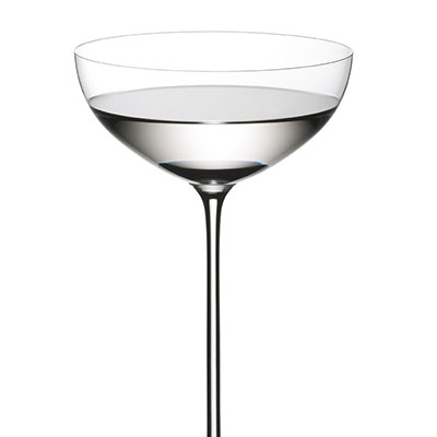 Riedel Sommeliers, Hand Made, Superleggero Coupe, Cocktail, Moscato, Single