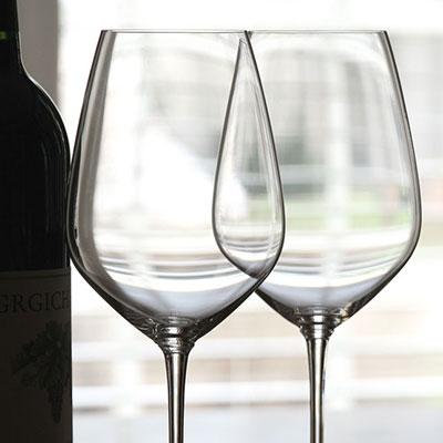 Riedel Vinum Extreme, Syrah, Shiraz Crystal Wine Glasses, Pair