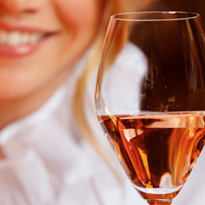 Riedel Vinum Extreme, Rose Wine Crystal Wine Glasses, Pair