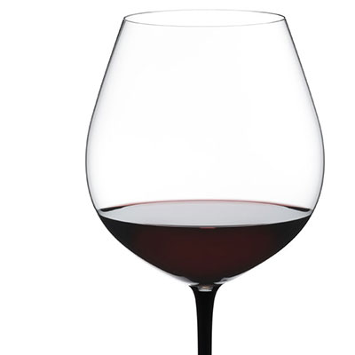 Riedel Fatto A Mano Old World Pinot Noir, Black
