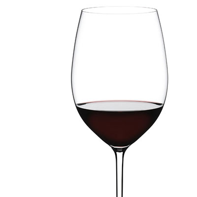 Riedel Fatto A Mano, Cabernet Crystal Wine Glass, White