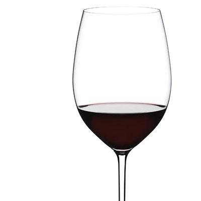 Riedel Fatto A Mano, Cabernet Crystal Wine Glass, White