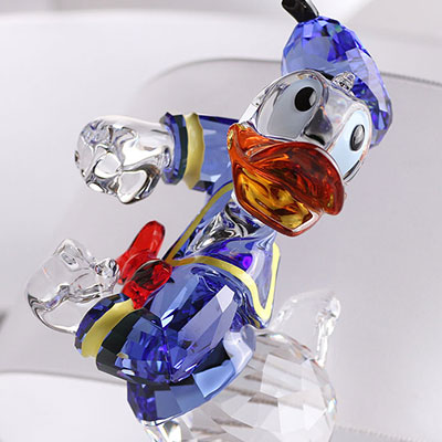 Swarovski Crystal, Disney Donald Duck