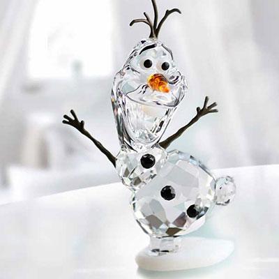 Swarovski Crystal, Disney Frozen Olaf