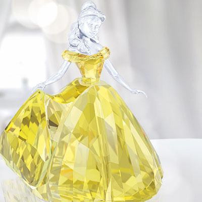 Swarovski Disney Princess Belle, Limited Edition 2017