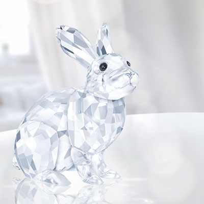 Swarovski Crystal, Rabbit