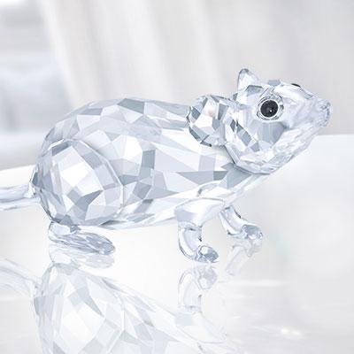 Swarovski Crystal, Mouse