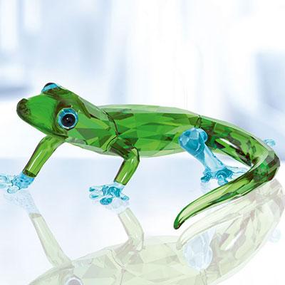 Swarovski Crystal, Paradise Gecko