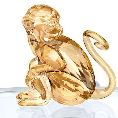 Swarovski Crystal, Chinese Zodiac Monkey
