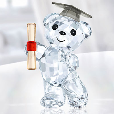 Swarovski Crystal, Kris Bear The Graduate