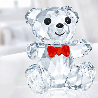 Swarovski Crystal, Kris Bear - I Am Big Now