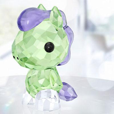 Swarovski Crystal, Lovlots Zodiac Energetic Horse
