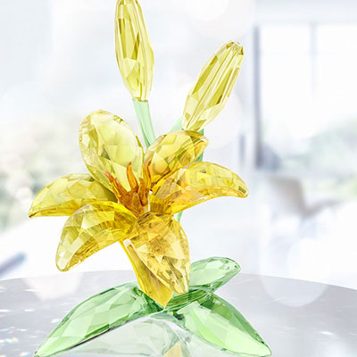 Swarovski Crystal, Paradise Lily