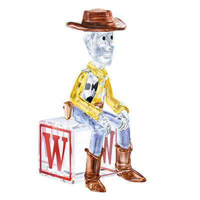 Swarovski Crystal, Disney Toy Story Collection, Sheriff Woody