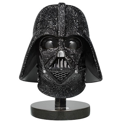 Swarovski Star Wars - Darth Vader Helmet, Limited Edition