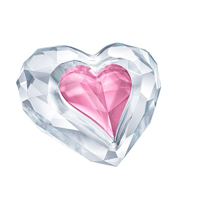 Swarovski First Steps Only For You Heart