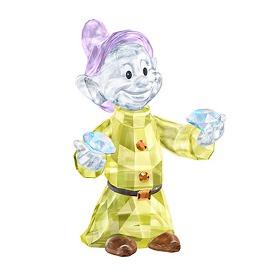 Swarovski Crystal, Disney Snow White Collection, Dopey
