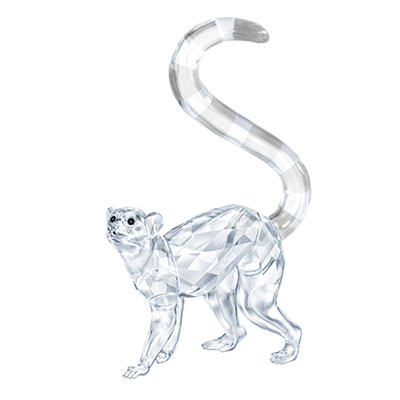 Swarovski Rare Encounters Lemur