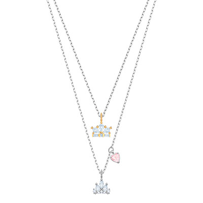 Swarovski Jewelry, Out of This World Necklace Queen Crystal Mix