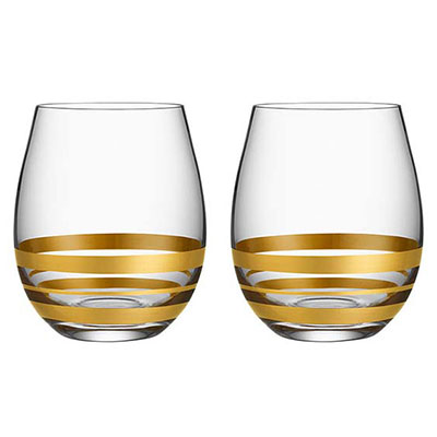 Orrefors Morberg Exclusive Tumbler, Set of 4