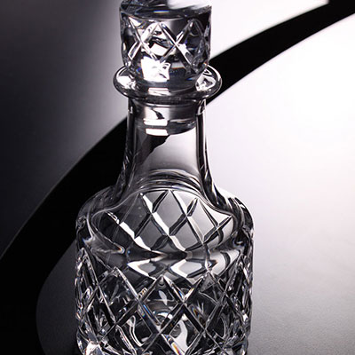 Orrefors Crystal, Sofiero Crystal Decanter