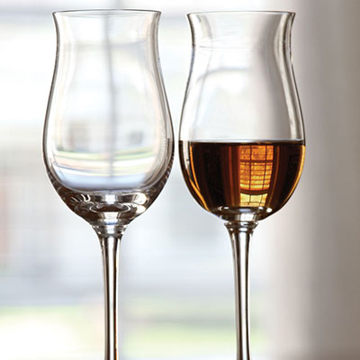Riedel Vinum, Cognac Hennessy Crystal Glasses, Pair
