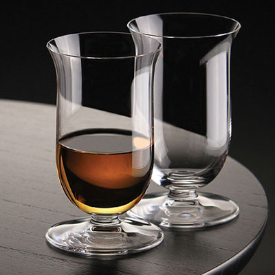 Riedel Vinum, Single Malt Whiskey Crystal Glasses, Pair