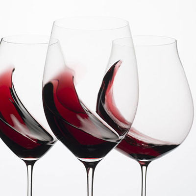 Riedel Veritas, New World Pinot Noir, Nebbiolo Crystal Wine Glasses, Pair
