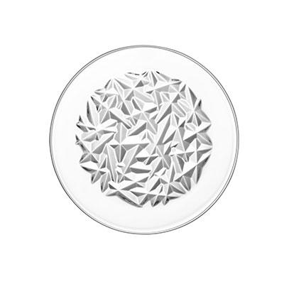Orrefors Carat Side Plate, Single