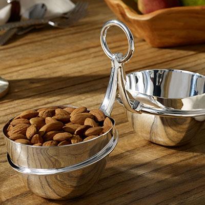 Ralph Lauren Wentworth Double Nut Bowl