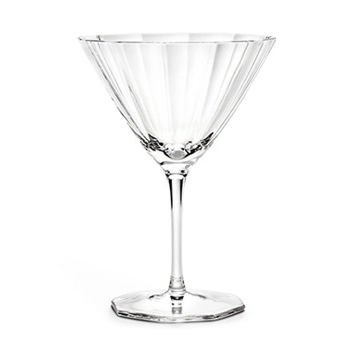 Ralph Lauren Isabel Martini Crystal Glass, Single
