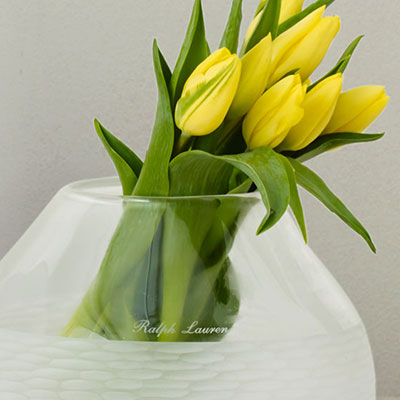 Ralph Lauren Cagan Vase, Small