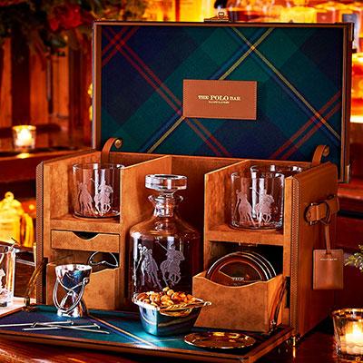 Ralph Lauren Kipton Mixologist Box Set
