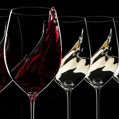 Riedel Veritas Viognier Chardonnay and Cabernet Merlot Buy 6 Get 8 Gift Set
