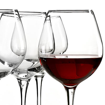 Lenox Tuscany Classics, Crystal Classic Crystal Red Wine, Set of 6