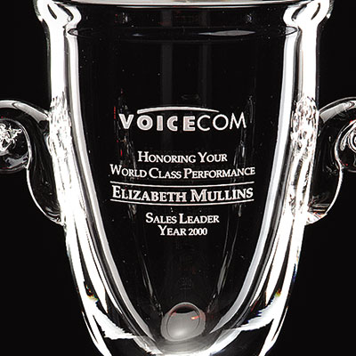 Crystal Blanc, Personalize! World Class Cup