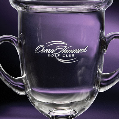 Crystal Blanc, Personalize! Adirondack Cup, Small