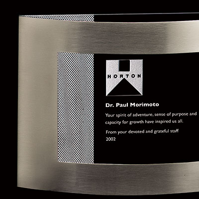 """Crystal Blanc, Personalize! Aperture 7"""""""